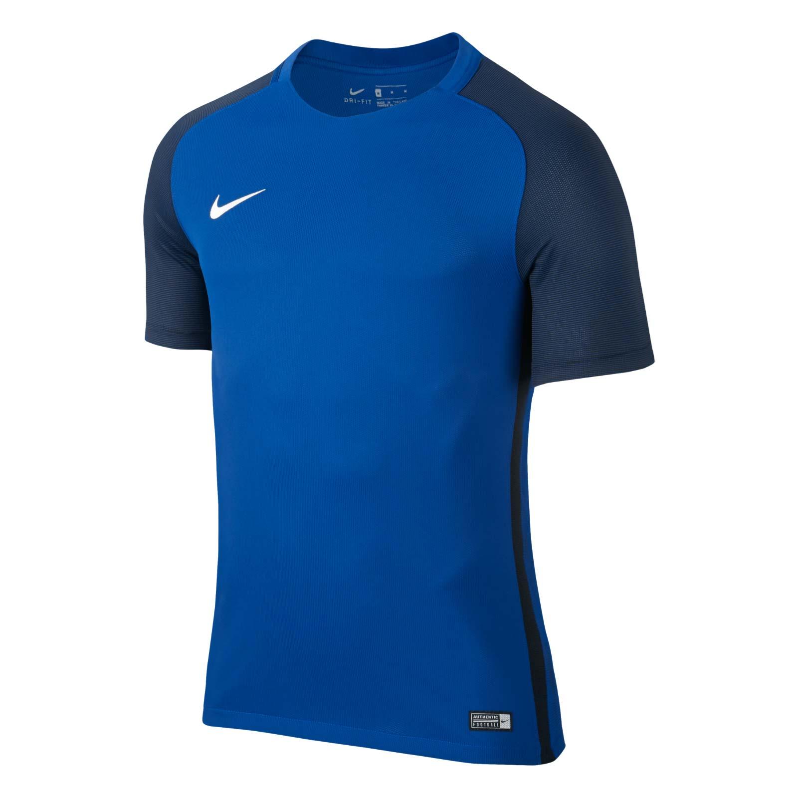maillot-football-nike-revolution-iv-jersey-teamwear-bleu