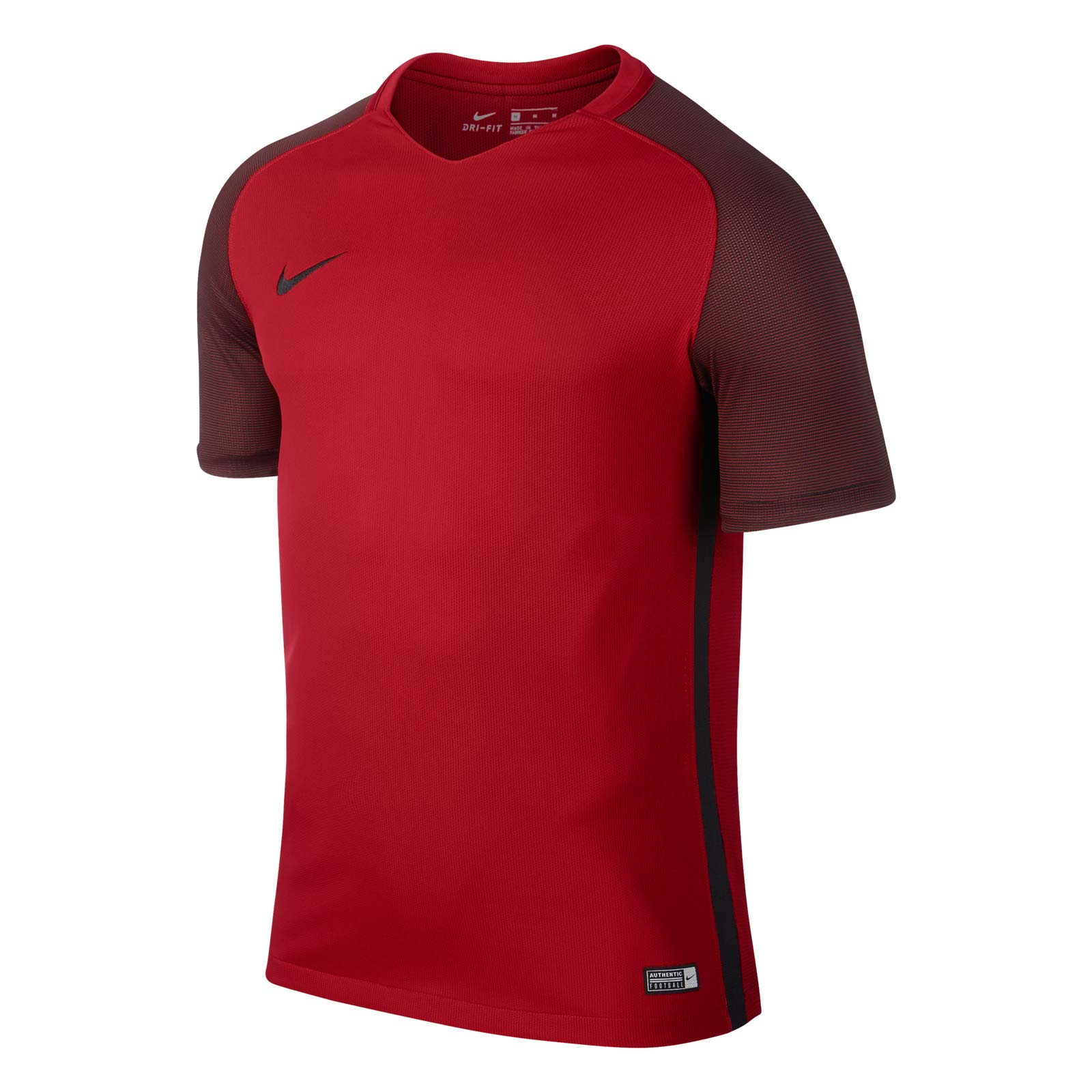 maillot-football-nike-revolution-iv-jersey-teamwear-rouge