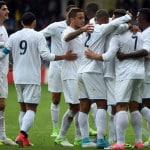 Quand le TFC joue avec un maillot blanc spécial contre Montpellier