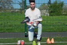 Image de l'article Interview d'Anthony, fan et collectionneur français de chaussures de foot