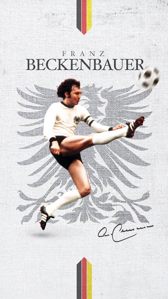 Emilio-Sansolini-franz-beckenbauer