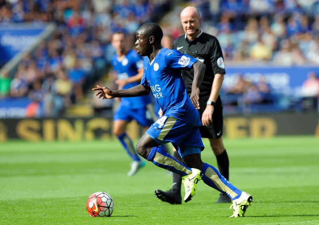 chaussure-Ngolo-Kanté-Leicester-adidas-X15-jaune-noir