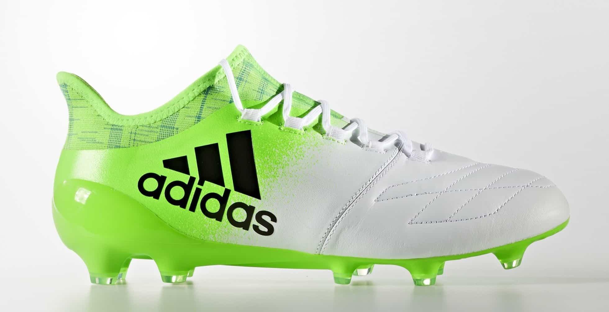 Les chaussures de l'équipe type de Premier League 20162017