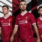 New Balance dévoile le maillot domicile 2017-2018 de Liverpool