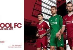 Image de l'article Liverpool lutte contre les fakes avec un maillot low cost à 27€ !