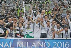 Image de l'article Rétrospective des maillots du Real Madrid portés lors des 11 sacres en Ligue des Champions