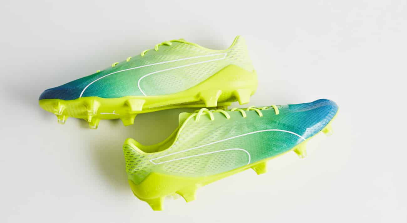 chaussure-puma-evospeed-fresh-2-0-yellow-blue