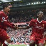 Quand Georginio Wijnaldum offre une paire d'adidas PureControl à un jeune supporter de Liverpool