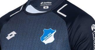 Image de l'article Les maillots du TSG Hoffenheim pour 2017-2018