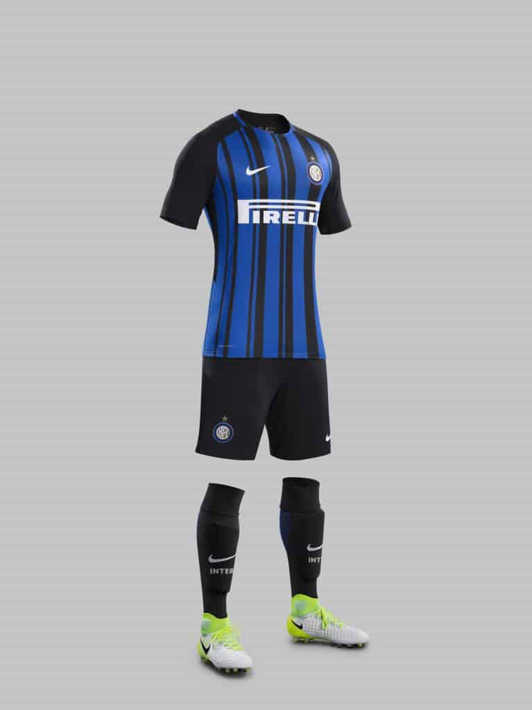 Maillot Domicile Inter Milan 2018