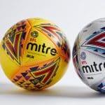 Mitre lance son nouveau ballon Delta pour la saison 2017/2018 d'EFL