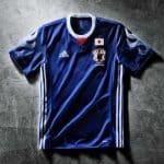 Le nouveau maillot adidas du Japon entre en action