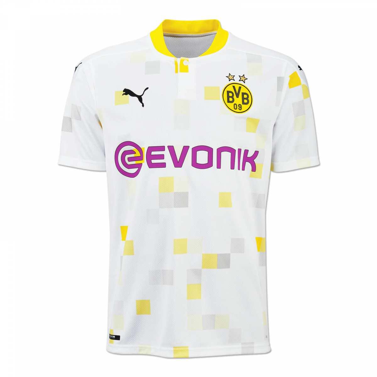 Maillot Third du Borussia Dortmund