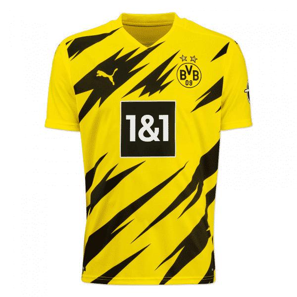 Maillot Domicile du Borussia Dortmund