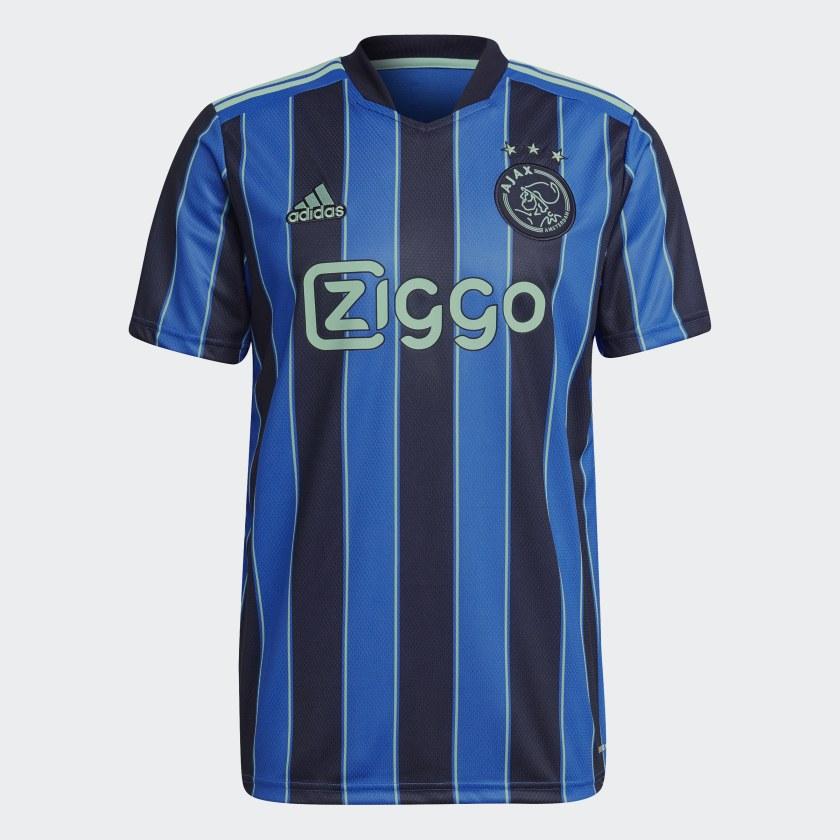 Maillot Ajax 2021-2022 extérieur