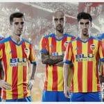 adidas dévoile le maillot domicile de Valence pour la saison 2017/2018