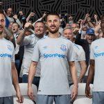 Les nouveaux maillots d'Everton pour la saison 2017-2018
