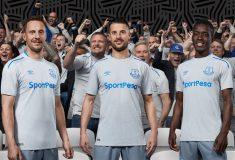 Image de l'article Les nouveaux maillots d'Everton pour la saison 2017-2018