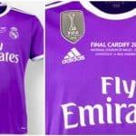 Le Real Madrid portera un maillot unique en finale de Ligue des Champions