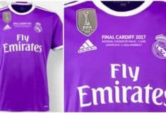 Image de l'article Le Real Madrid portera un maillot unique en finale de Ligue des Champions
