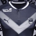 Les maillots des Girondins de Bordeaux pour 2017-2018