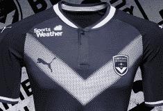 Image de l'article Les maillots des Girondins de Bordeaux pour 2017-2018
