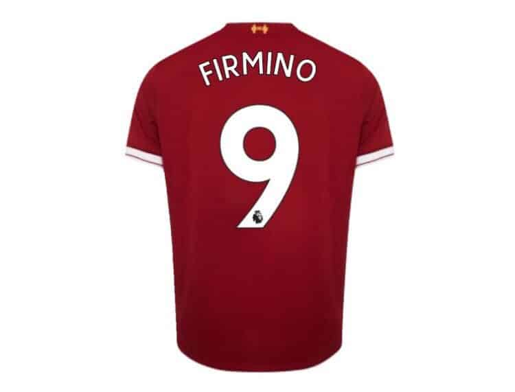 Maillot Extérieur Liverpool Roberto Firmino