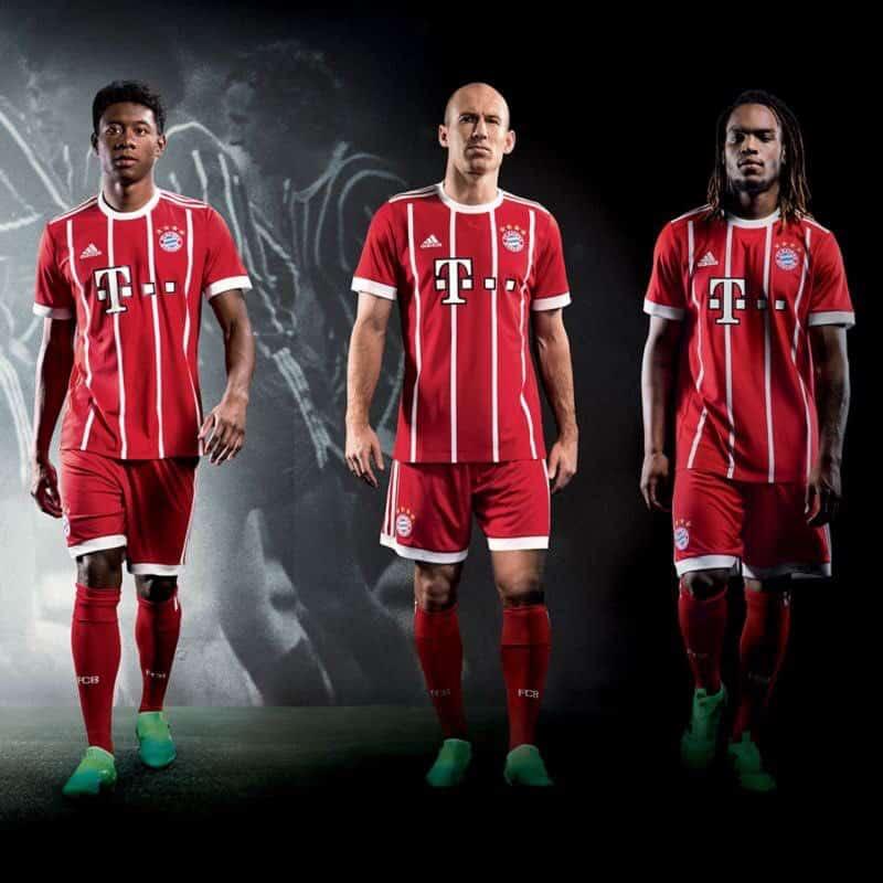 Maillot Extérieur FC Bayern München de foot
