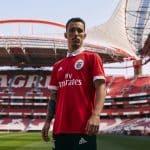 Les maillots adidas de Benfica pour la saison 2017/2018