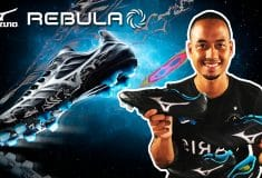 Image de l'article Mizuno Rebula : nouvelle concurrente de la Nike Tiempo ?