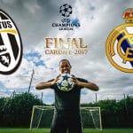 Les chaussures de la finale Juventus – Real Madrid