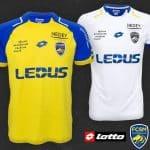 Lotto dévoile les nouveaux maillots du FC Sochaux pour la saison 2017/2018