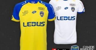 Image de l'article Lotto dévoile les nouveaux maillots du FC Sochaux pour la saison 2017/2018