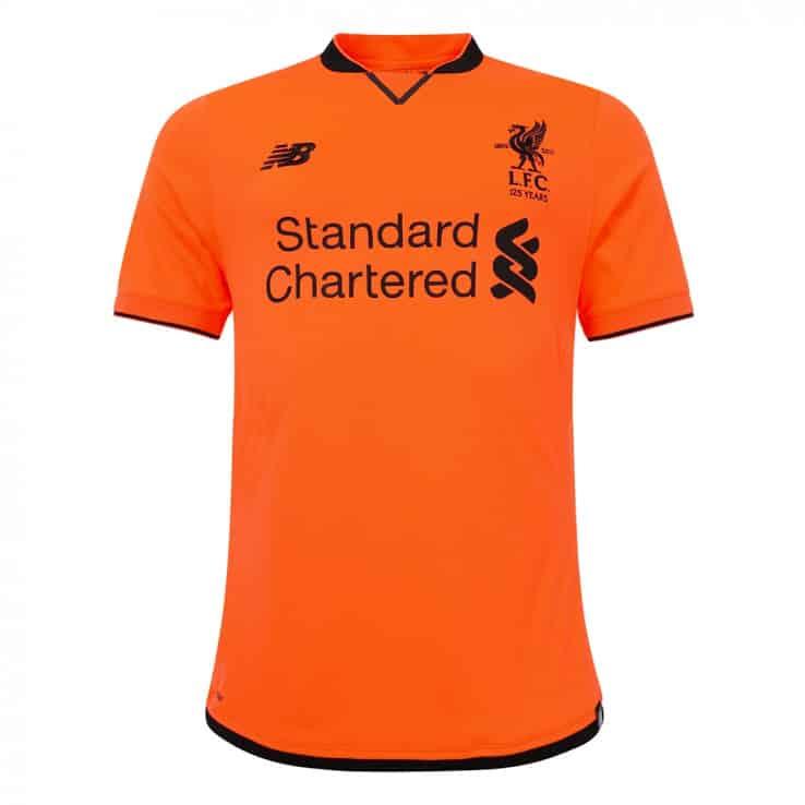 Maillot THIRD Liverpool de foot
