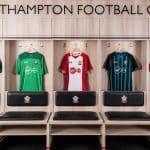 Les maillots 2017-2018 de Southampton par Under Armour