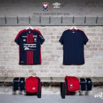 Les maillots du SM Caen pour la saison 2017-2018