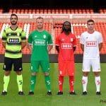 Les maillots du Standard de Liège pour 2017-2018