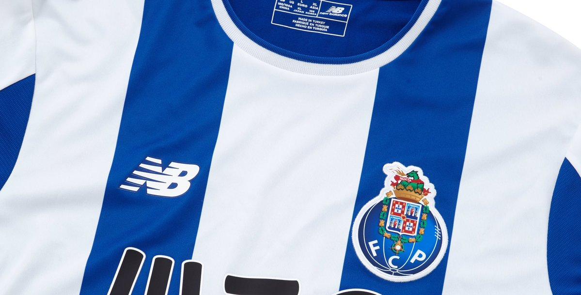 cb6f87ee326 New Balance dévoile les maillots 2017 2018 du FC Porto
