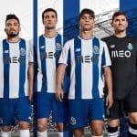 New Balance dévoile les maillots 2017/2018 du FC Porto