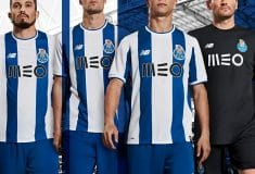 Image de l'article New Balance dévoile les maillots 2017/2018 du FC Porto