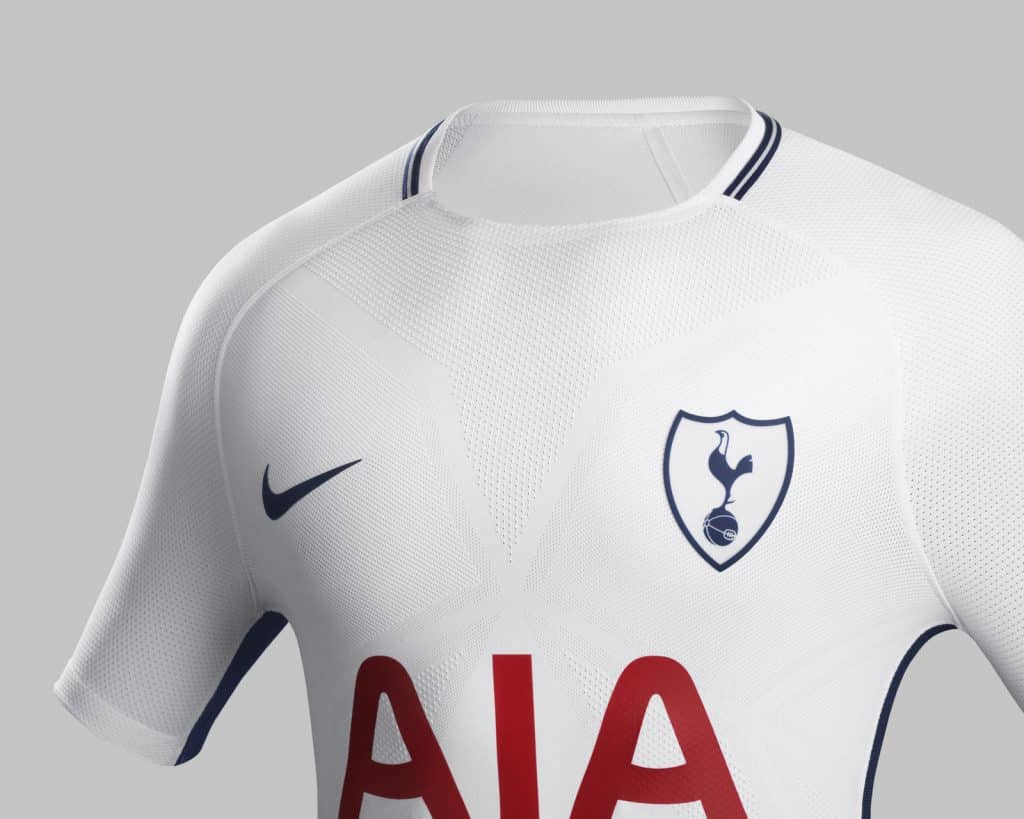 Maillot Extérieur Tottenham Hotspur noir