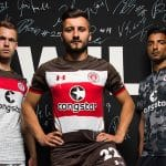 Les sublimes maillots de St.Pauli 2017/18 par Under Armour