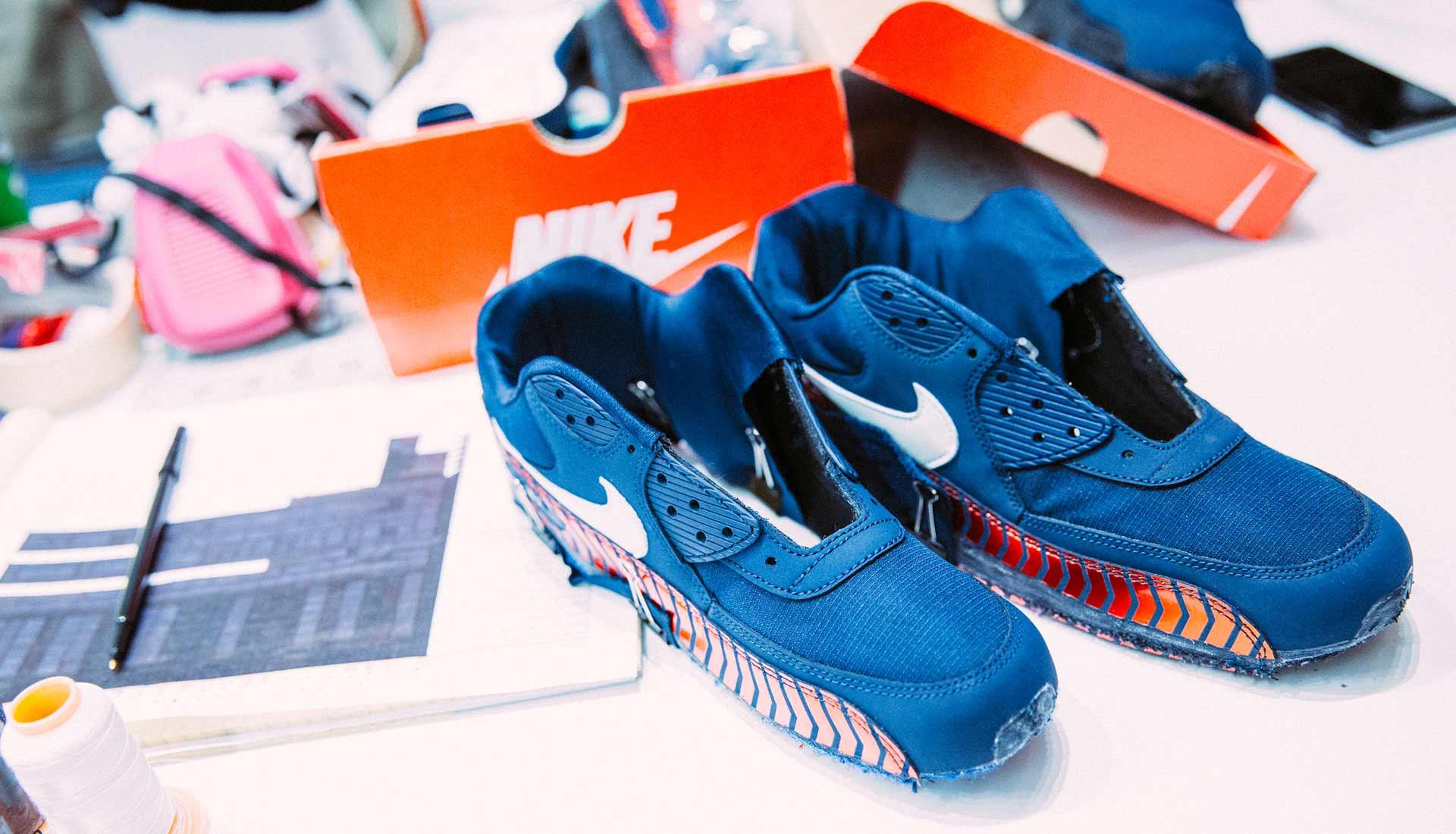 Une Limitée Nike En X Psg Airmax90 Édition Lfk13tjc UVqSzMp