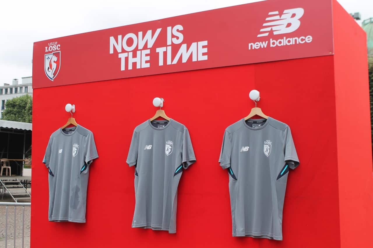 new balance losc mini kit