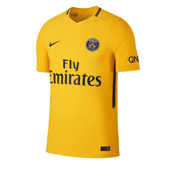 Maillot THIRD Paris Saint-Germain Thiago SILVA