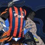 Le Shakhtar Donetsk dévoile ses maillots pour 2017-2018