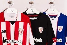 Image de l'article New Balance dévoile les maillots 2017-2018 de l'Athletic Bilbao