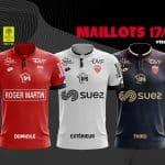 Dijon dévoile ses nouveaux maillots pour la saison 2017-2018