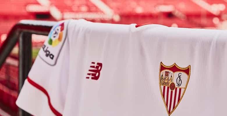 Maillot Domicile Sevilla FC 2017