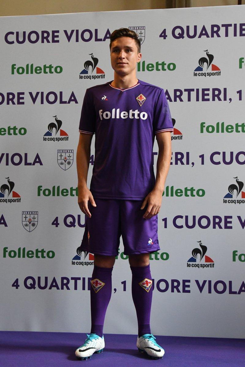 Maillot Extérieur Fiorentina 2018